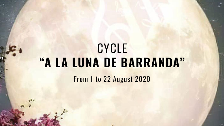 Sara Zamora | Cycle: A la luna de Barranda