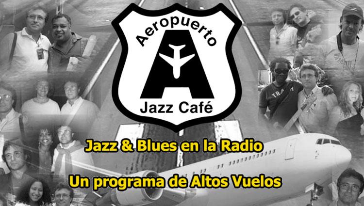 Sara Zamora entrevista en Aeropuerto Jazz Cafe